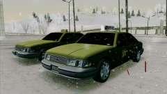 HD Taxi SA de GTA 3