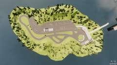 Meihan Circuit para GTA 4