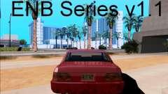 ENBSeries v1.1 para GTA San Andreas