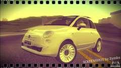 Fiat 500 Lounge 2010
