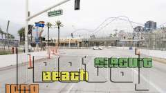 Long Beach Circuit [Beta] para GTA 4