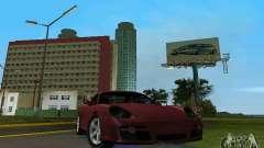 Porsche Cayman para GTA Vice City
