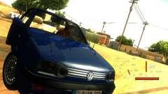 Volkswagen Golf MK3 Cabrio 1993 para GTA San Andreas