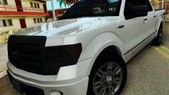 Ford F150 Platinum Edition 2013 para GTA San Andreas
