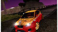 Ford Focus ST Calibri-Ace para GTA San Andreas