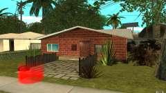 Nuevas texturas casa Denis para GTA San Andreas
