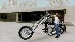 Harley para GTA San Andreas
