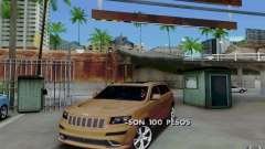 Parking (de pago) para GTA San Andreas