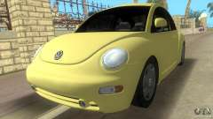 VW New Beetle para GTA Vice City