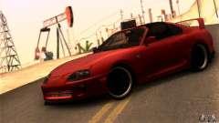 Toyota Supra Targa para GTA San Andreas