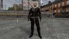 Geralt de Rivia v8 para GTA 4
