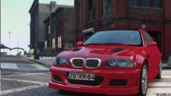 BMW M3 E46 Street Version para GTA 4