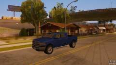 Dodge Ram 2500 HD 2012 para GTA San Andreas