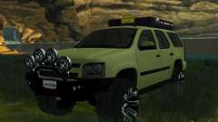 Chevrolet Tahoe Off Road