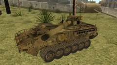 BMTV M1128 MGS para GTA San Andreas
