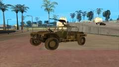 FAV Buggy de Battlefield 2 para GTA San Andreas