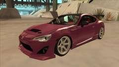 Toyota GT86 Drift 2013