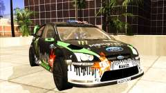 Ford Focus RS 2000 para GTA San Andreas