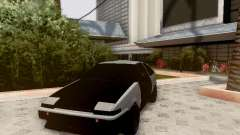 Toyota Sprinter Trueno AE86 GT-Apex Kouki para GTA San Andreas