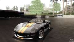 Shelby Series 1 1999 para GTA San Andreas