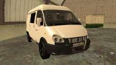 GAZ 2752 Sobol negocios