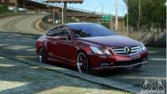 Mercedes Benz E500 Coupe