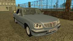 Volga GAZ 31105 restyling para GTA San Andreas
