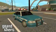 HD Police from GTA 3 para GTA San Andreas