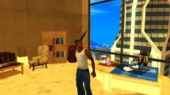New Animations V1.0 para GTA San Andreas