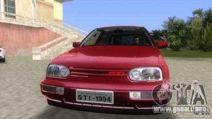 Volkswagen Golf GTI 1994 para GTA Vice City