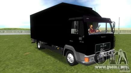 MAN L2000 v0.9 para GTA Vice City