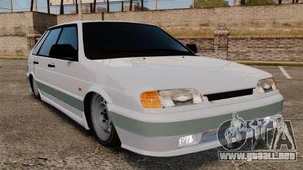 Vaz-2114 para GTA 4
