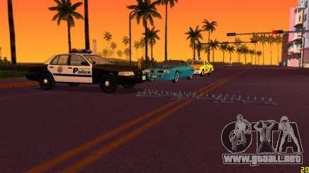 HP Stinger 2.0 para GTA Vice City