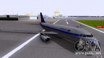 Airbus A-319 Azerbaijan Airlines para GTA San Andreas