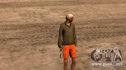 Skin id 212 para GTA San Andreas