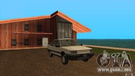 Renault 21 GTD para GTA San Andreas