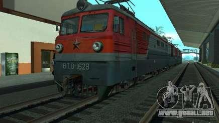 Vl10-1628 RZD para GTA San Andreas