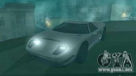 La bala de la GTA TBoGT IVF para GTA San Andreas