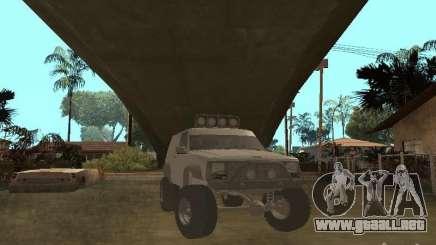 Jeep Cherokee 1984 v.2 para GTA San Andreas