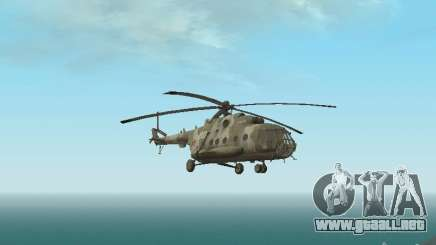 MTV MI-8 para GTA San Andreas