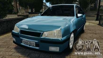 Chevrolet Kadett GSI para GTA 4