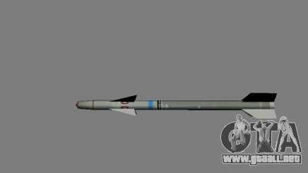 Cohete para GTA San Andreas