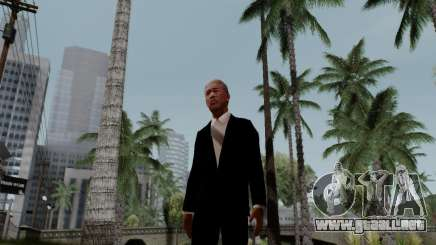 Morgan Freeman para GTA San Andreas