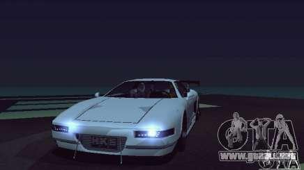 Infernus Tuning para GTA San Andreas