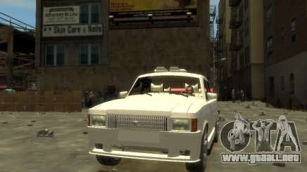 GAZ 3102 para GTA 4