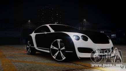 Bentley Continental GT Premier4509 para GTA 4