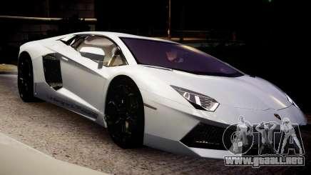 Lamborghini Aventador LP700-4 Twin Turbo UGR para GTA 4