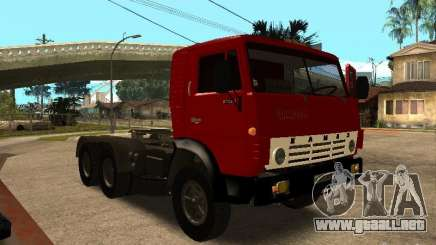 KAMAZ 5410 para GTA San Andreas
