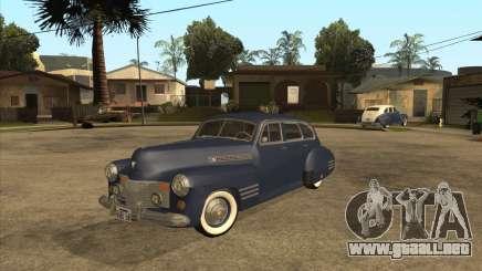 Cadillac 61 1941 para GTA San Andreas