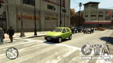 Fiat Palio para GTA 4